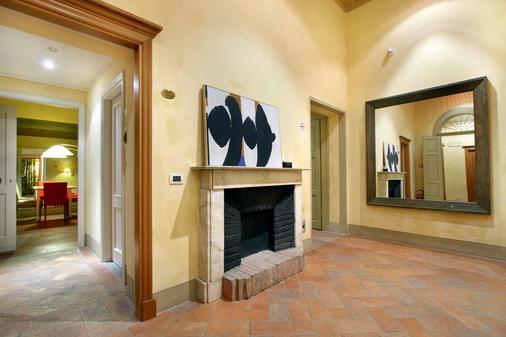 短笛住宅公寓酒店 - 佛罗伦萨 - 门厅
