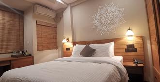 梅里马尔代夫酒店 - 哈胡马累 - 睡房