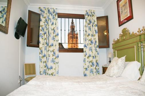 格洛利亚修道院酒店 - 塞维利亚 - 睡房