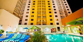 铂金酒店和水疗中心 - 拉斯维加斯 - 建筑
