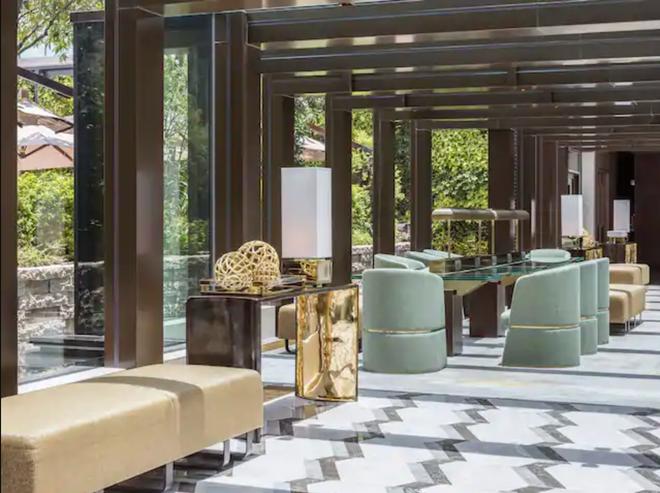 香港海汇酒店 - 香港 - 休息厅