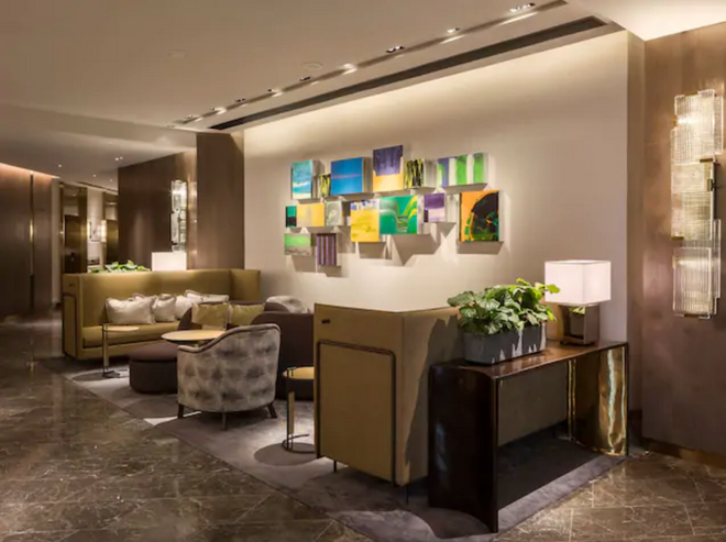 香港海汇酒店 - 香港 - 大厅