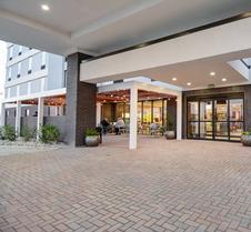 希尔顿irving/Dfw机场北欣庭套房酒店