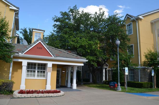 达拉斯普莱诺传统万豪唐普雷斯套房酒店 - 普莱诺 - 建筑