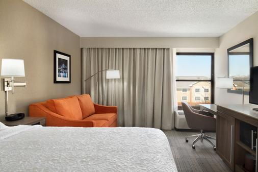 费城月桂树山汉普顿酒店 - 劳雷尔山 - 睡房