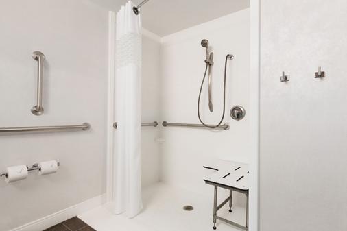 费城月桂树山汉普顿酒店 - 劳雷尔山 - 浴室