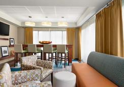 费城月桂树山汉普顿酒店 - 劳雷尔山 - 休息厅