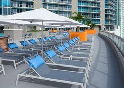 凯悦中心布里克尔迈阿密酒店 - 迈阿密 - 游泳池