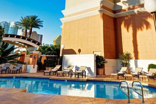 拉斯维加斯万豪酒店 - 拉斯维加斯 - 游泳池