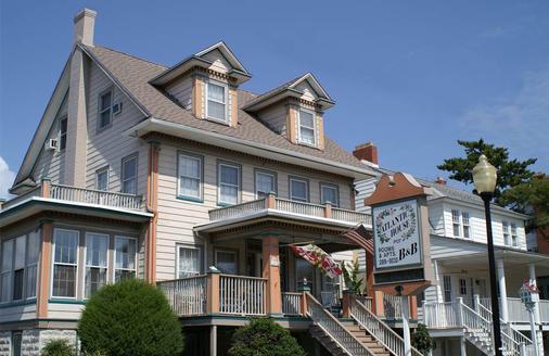 Atlantic House Bed & Breakfast - 大洋城 - 建筑