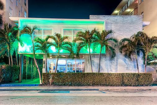 南海滩套房酒店 - 迈阿密海滩 - 建筑