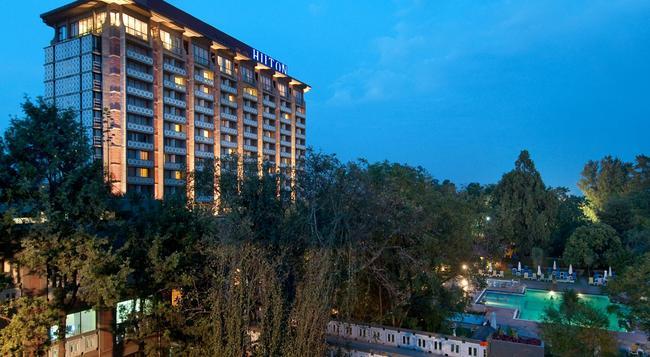希尔顿亚的斯亚贝巴酒店 - Addis Ababa - 建筑