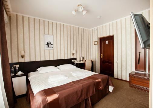 拉租尼贝拉格酒店 - 伊尔库茨克 - 睡房