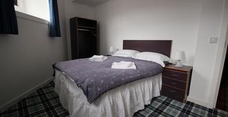 格子呢旅舍 - 格拉斯哥 - 睡房