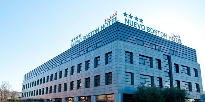 纽沃波斯顿酒店 - 马德里 - 建筑