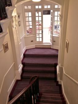 圣乔治酒店 - 伦敦 - 楼梯
