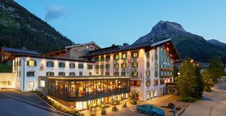 珀斯特酒店式旅馆 - 莱赫阿尔贝格 - 建筑