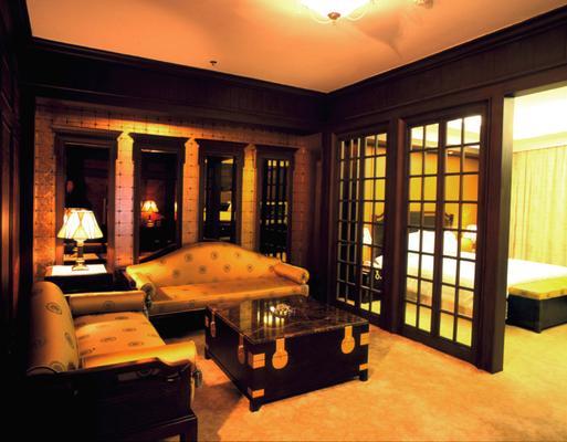 上海泛洋酒店 - 上海 - 客厅