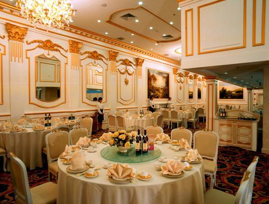 上海泛洋酒店 - 上海 - 宴会厅