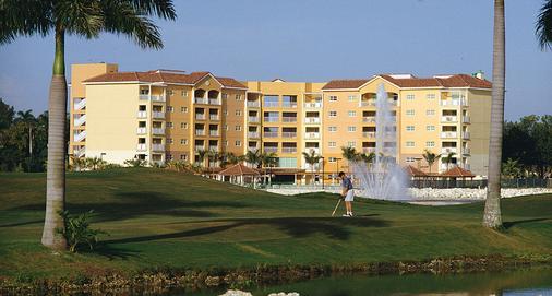 多拉万豪别墅酒店 - 迈阿密 - 建筑