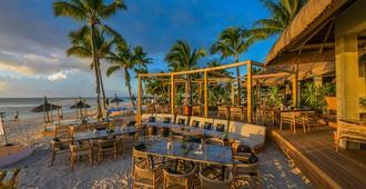 糖果海滩酒店 - 弗利康弗拉克 - 餐馆