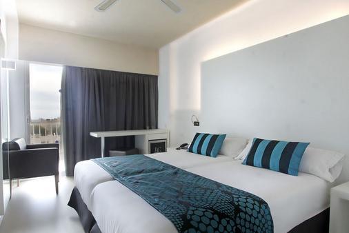 骑士酒店 - 马略卡岛帕尔马 - 睡房