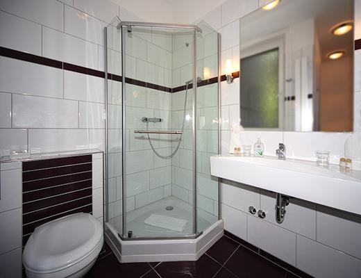 韩瑟霍夫酒店 - 汉堡 - 浴室