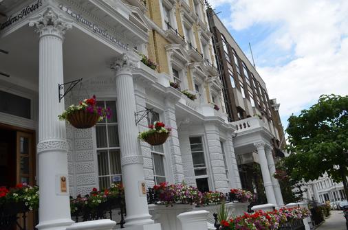 莱克斯哈姆1号花园酒店 - 伦敦 - 建筑