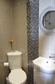 莱克斯哈姆1号花园酒店 - 伦敦 - 浴室