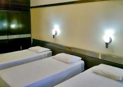 萨瓦蒂瀑布酒店 - 伊瓜苏 - 睡房