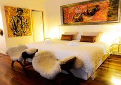 卡萨阿马波拉马尼拉酒店 - Makati - 睡房