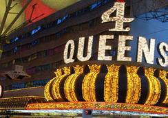 四皇后赌场酒店 - 拉斯维加斯 - 建筑