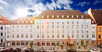 德瑞莫兰酒店 - 奥格斯堡 - 建筑