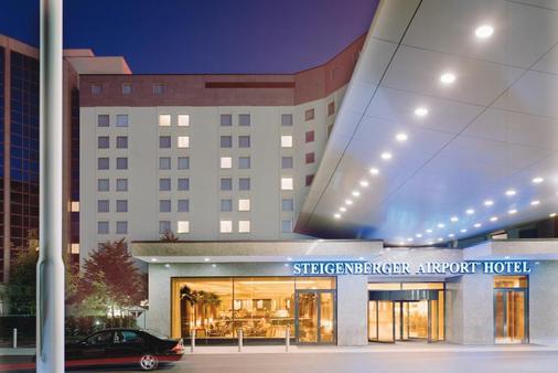 施泰根贝格尔机场酒店 - 法兰克福 - 建筑