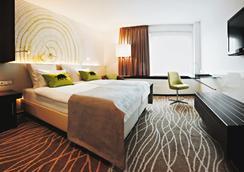 施泰根贝格尔机场酒店 - 法兰克福 - 睡房
