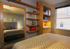 查马克酒店 - 波士顿 - 睡房