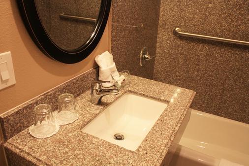 莫罗海湾市中心海空套房酒店 - 莫罗贝 - 浴室