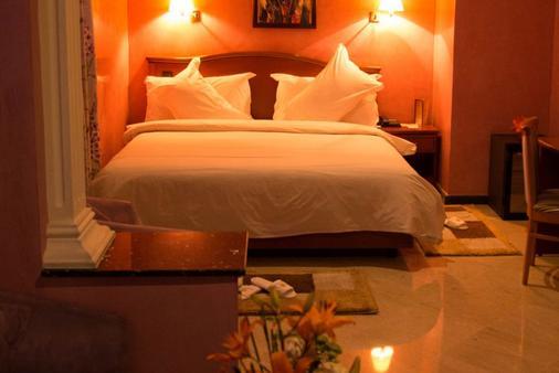 欧姆宫Spa酒店 - 卡萨布兰卡 - 睡房