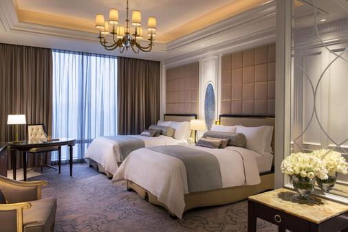 澳门丽思卡尔顿酒店 - 澳门 - 睡房