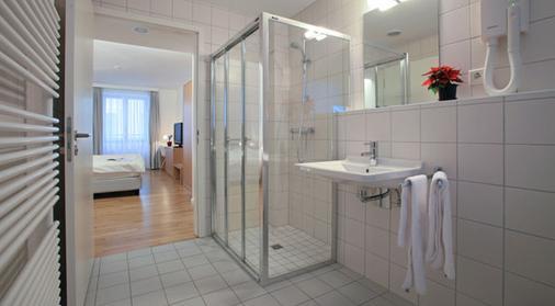 西蒙奇尼酒店 - 卢森堡 - 浴室