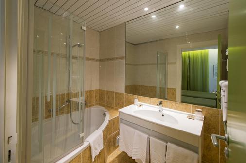 里昂公馆酒店 - 里昂 - 浴室