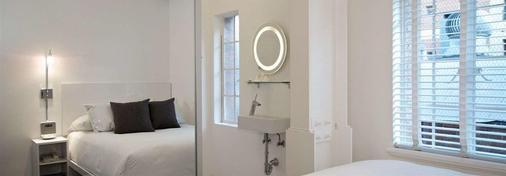 瓦尔登酒店 - 长滩 - 浴室