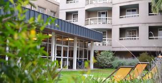 玛维公寓酒店 - 门多萨 - 建筑