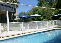 Apart Hotel Maué - 门多萨 - 游泳池