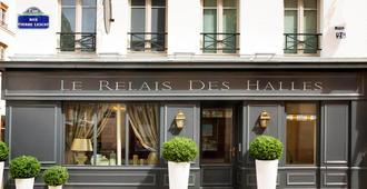 瑞莱斯德霍尔酒店 - 巴黎 - 建筑