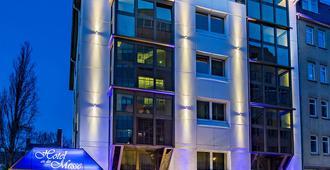 梅斯酒店 - 法兰克福 - 建筑