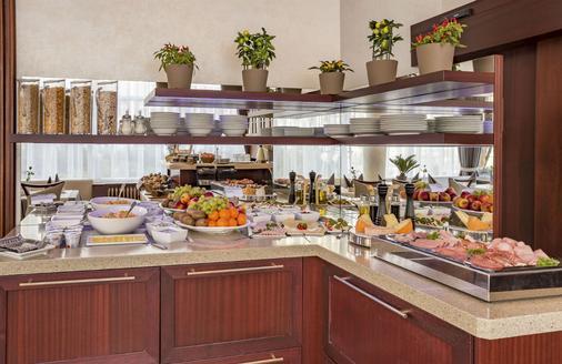 梅斯酒店 - 法兰克福 - 自助餐