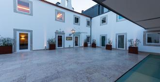 帕拉西奥格沃纳多酒店 - 里斯本 - 建筑