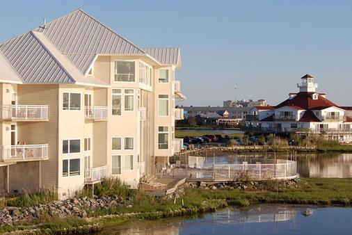 艾吉酒店 - 大洋城 - 建筑