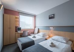 威瑟尔酒店 - 弗罗茨瓦夫 - 睡房